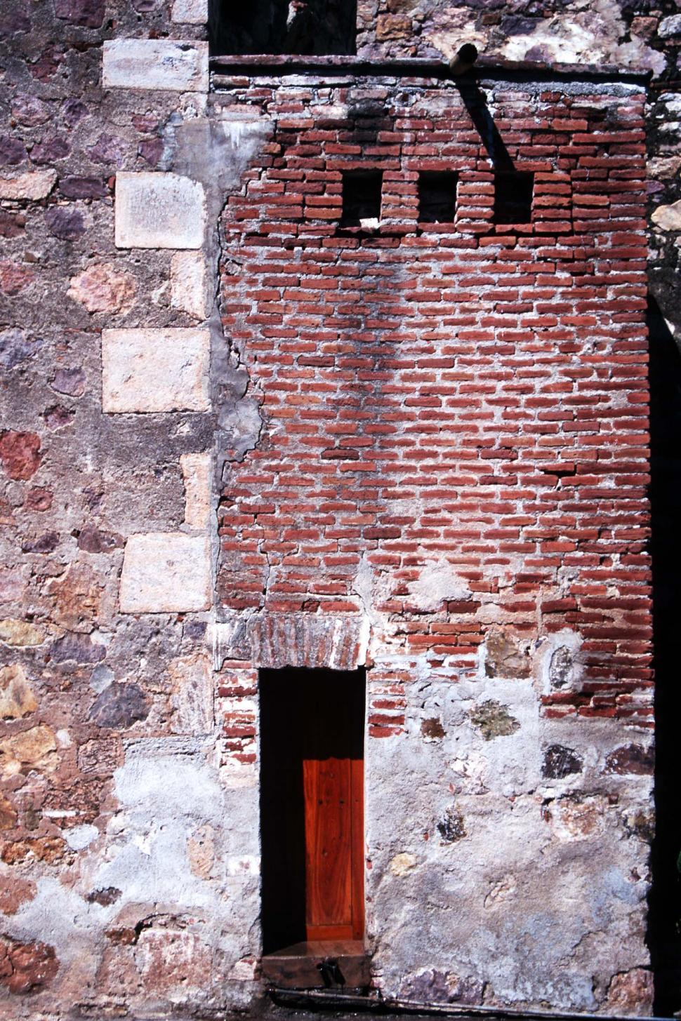 Download Free Stock Photo of Masonry in Alamos Mexico