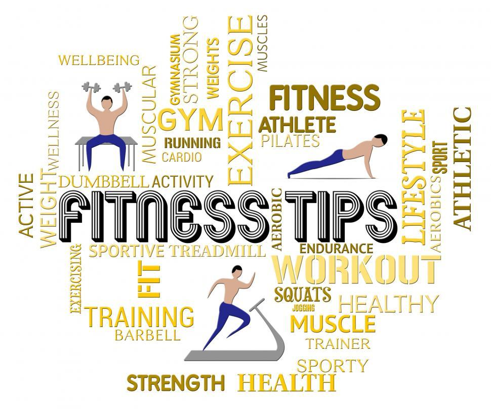 Download Free Stock Photo of Fitness Tips Indicates Exercising And Workout Tricks