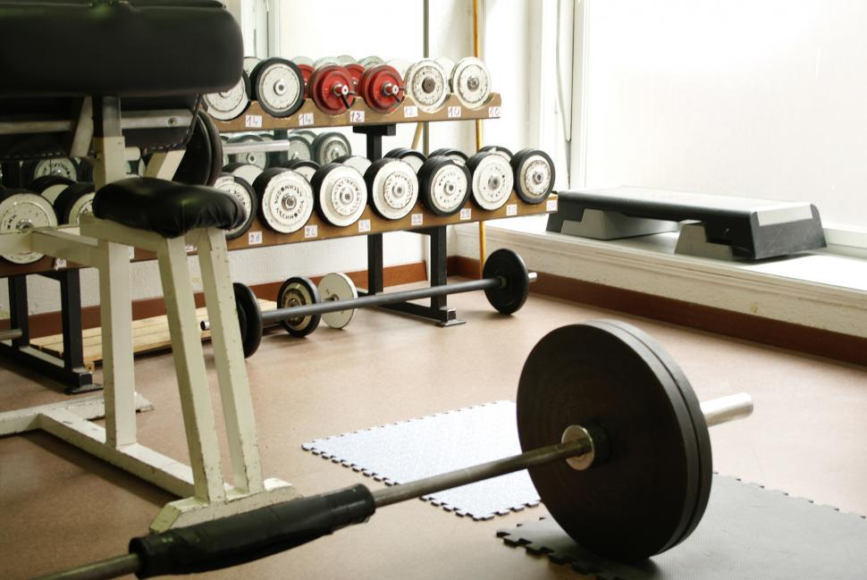 Download Free Stock HD Photo of fitness center Online