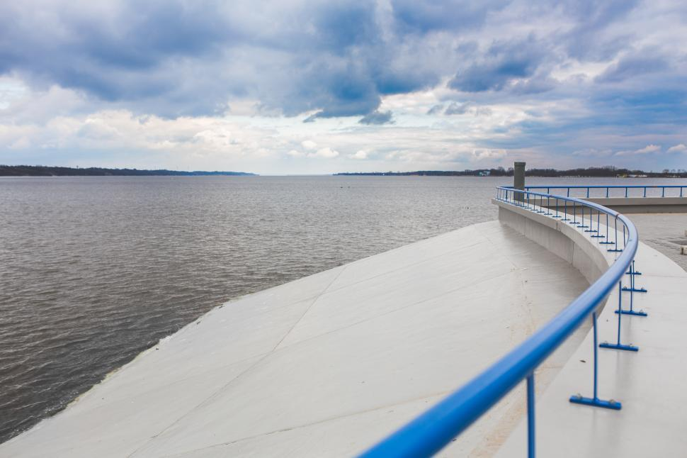 Download Free Stock Photo of Architecture Barrier Clouds Construction Dam Sky Wloclawek block concrete floodgate industial industry on river poland river vistula water waterscape wisla wisÃ…Â'a beach sea water sand ocean coast sky travel landscape summer vacation tropical island wave clouds cloud scenic paradise shore sunny coastline horizon holiday tranquil tourism shoreline idyllic resort sun caribbean relaxation lake scene turquoise relax tree