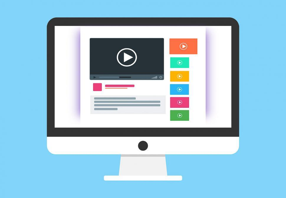 Download Free Stock HD Photo of Video playback mockup Online