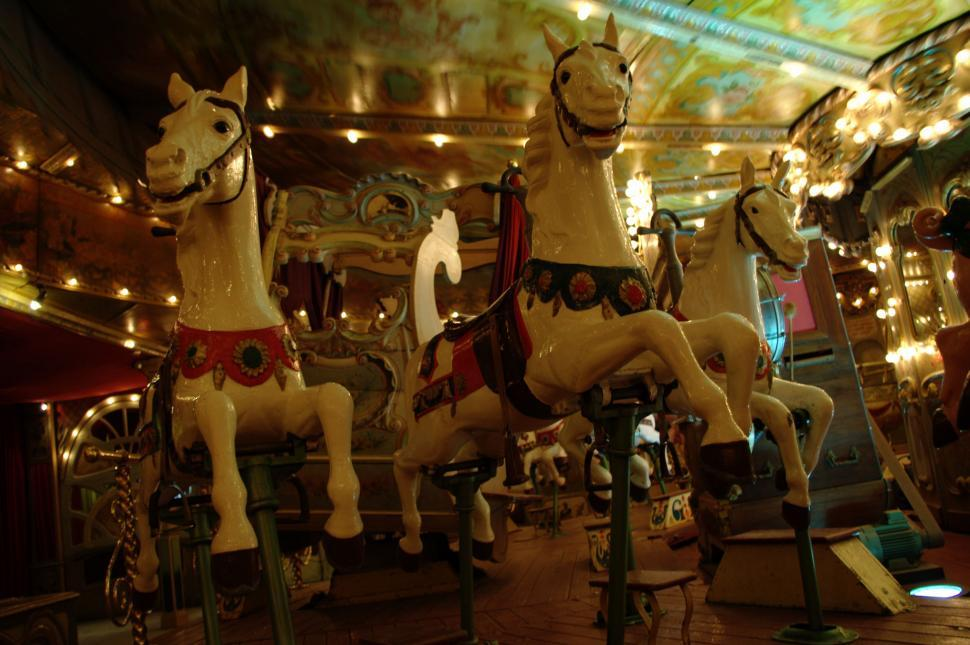 Download Free Stock HD Photo of manege Online