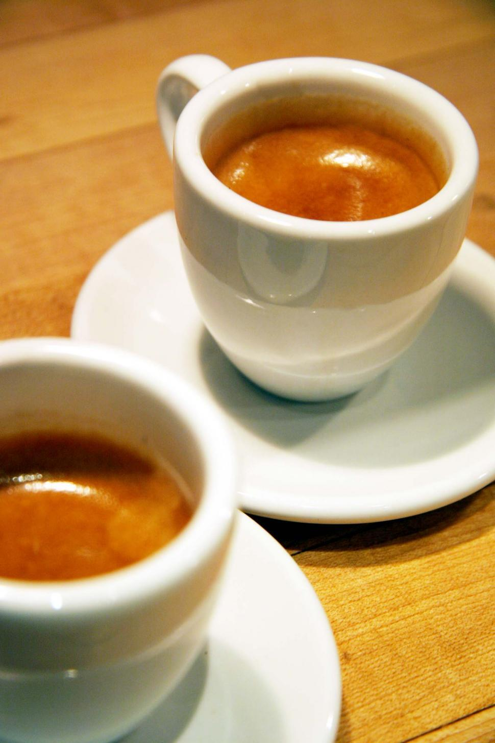 Download Free Stock Photo of Fresh espresso