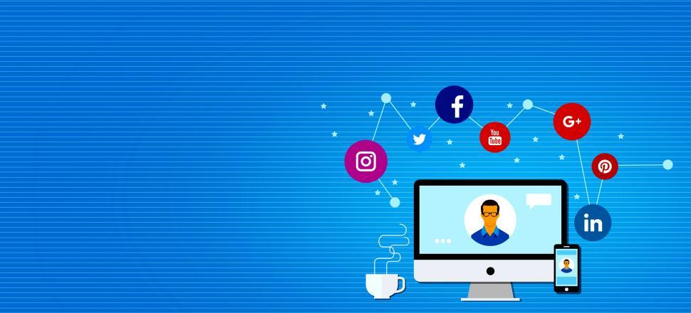Download Free Stock Photo of How To Drive Traffic To a Website Using Social Media Networks -