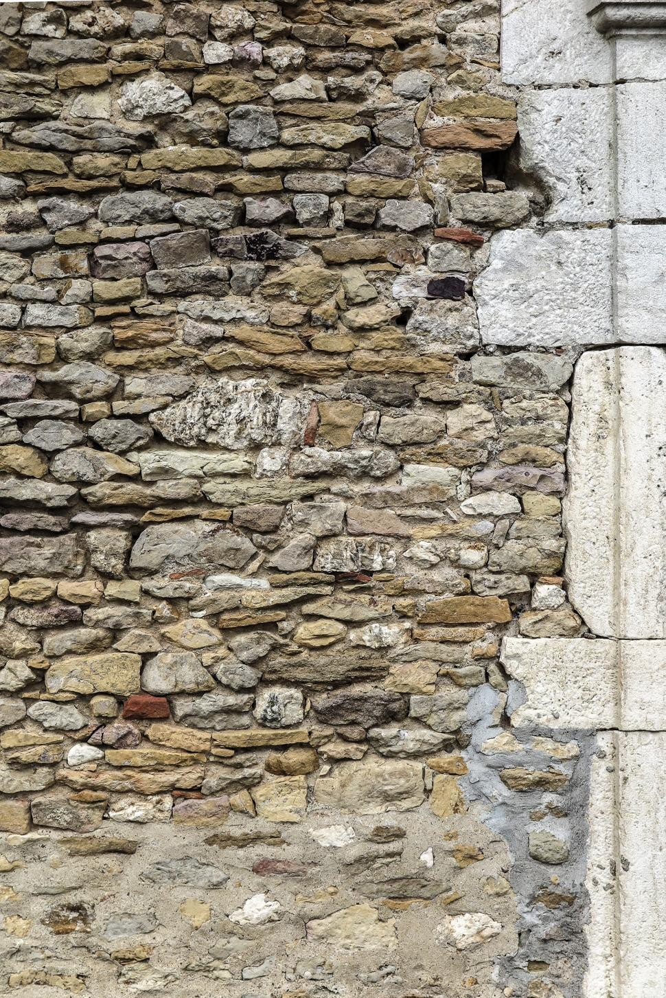Download Free Stock HD Photo of Old stone wall Online