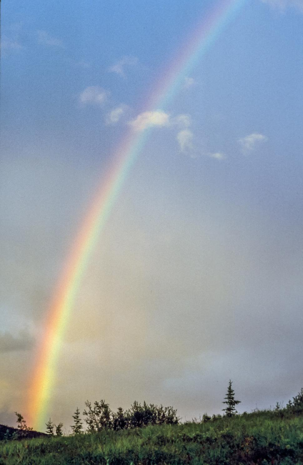 Download Free Stock HD Photo of Rainbow, Denali Online