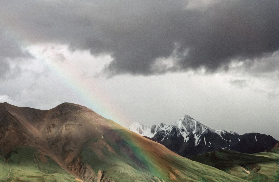 Download Free Stock Photo of Denali National Park in Alaska