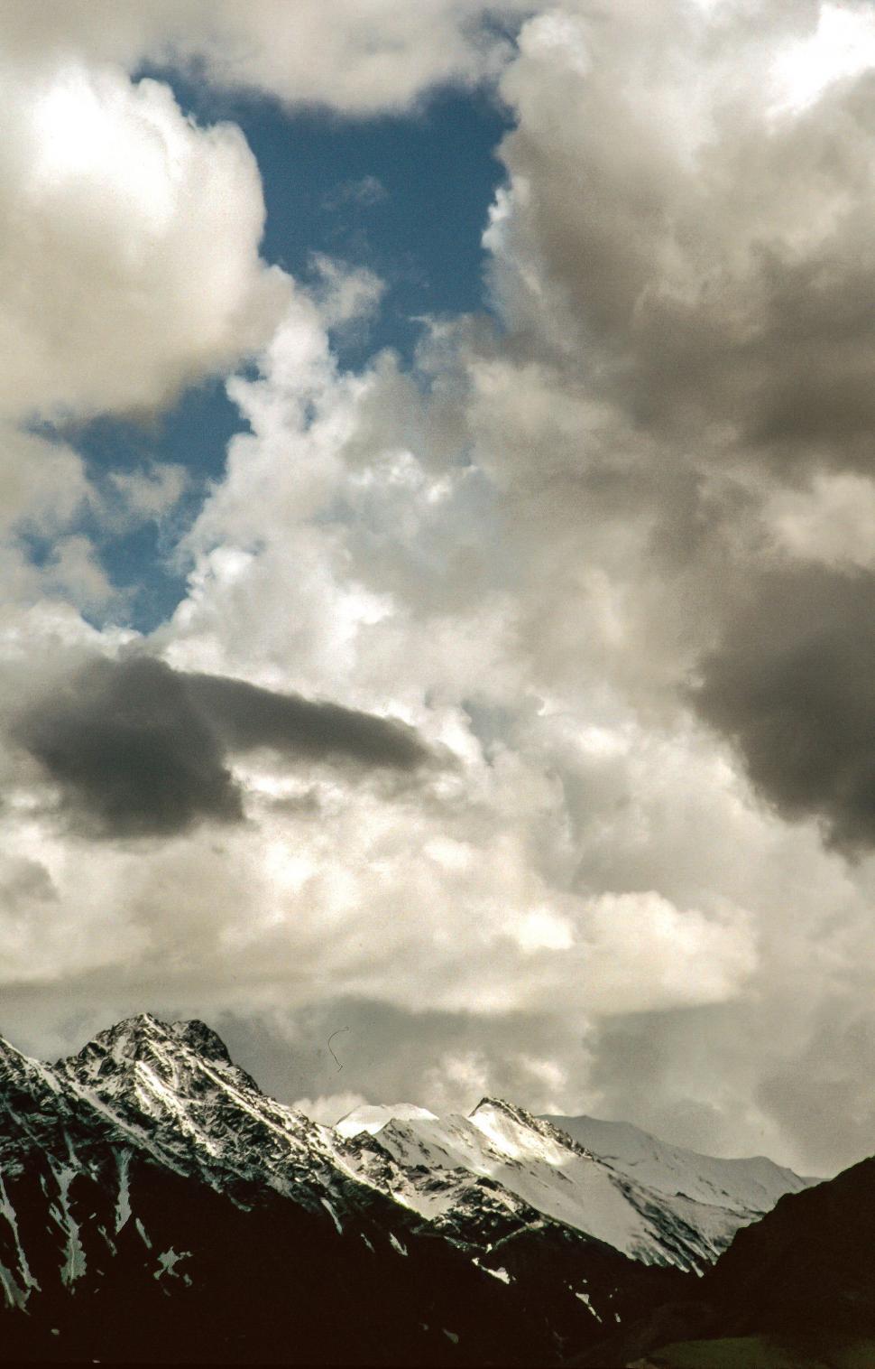 Download Free Stock Photo of Mount McKinley Mountain