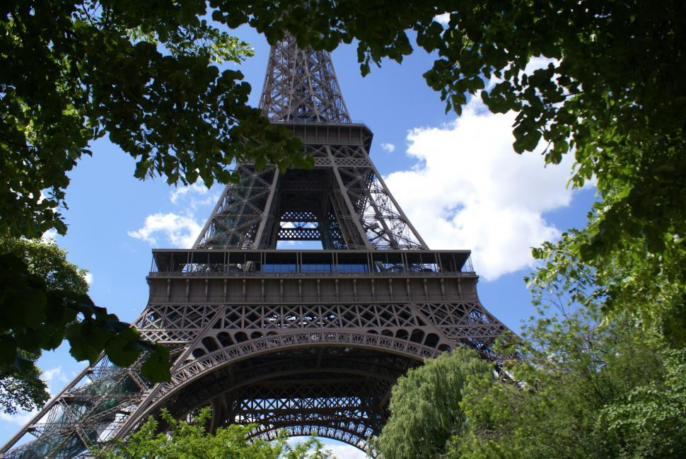 Download Free Stock HD Photo of Eiffel tower in Paris, France Online