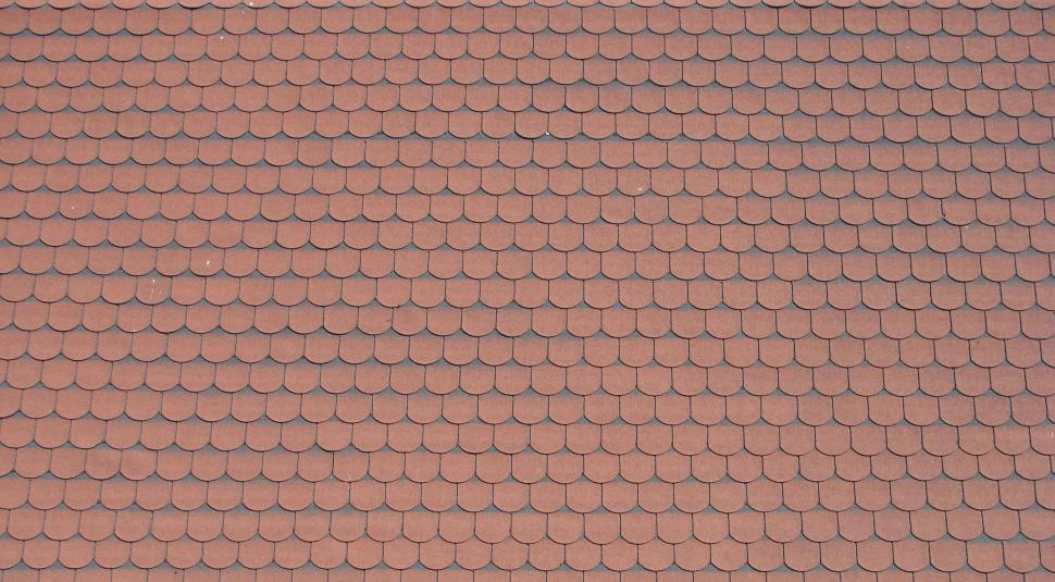 Download Free Stock Photo of Red Shingles