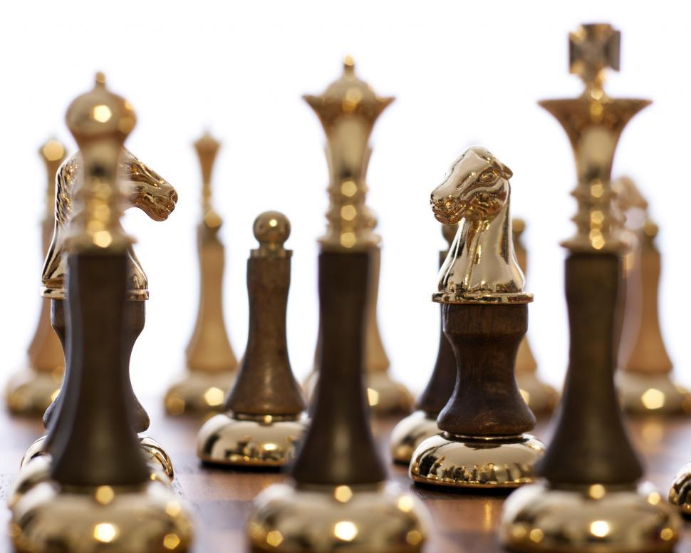Download Free Stock HD Photo of Chess Online