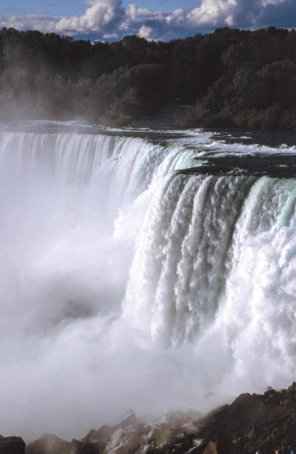Download Free Stock HD Photo of Niagara Falls Flow Online