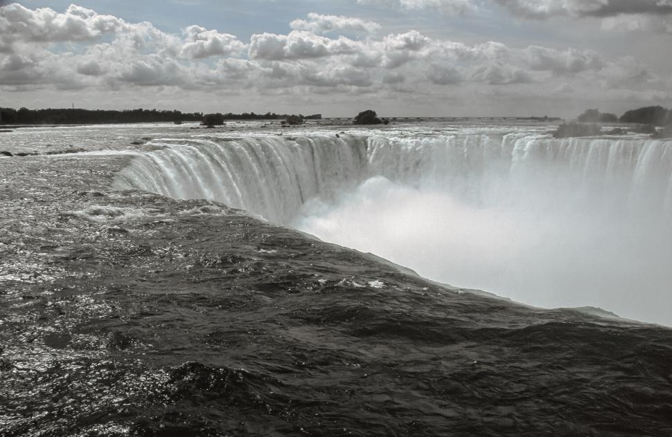 Download Free Stock HD Photo of The Horseshoe Falls Online