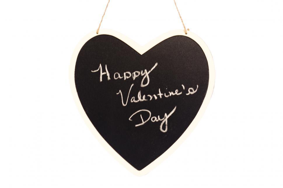 Download Free Stock Photo of Happy Valentine s Day