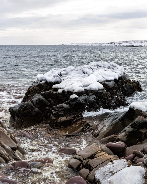 Download Free Stock Photo of Atlantic coastline