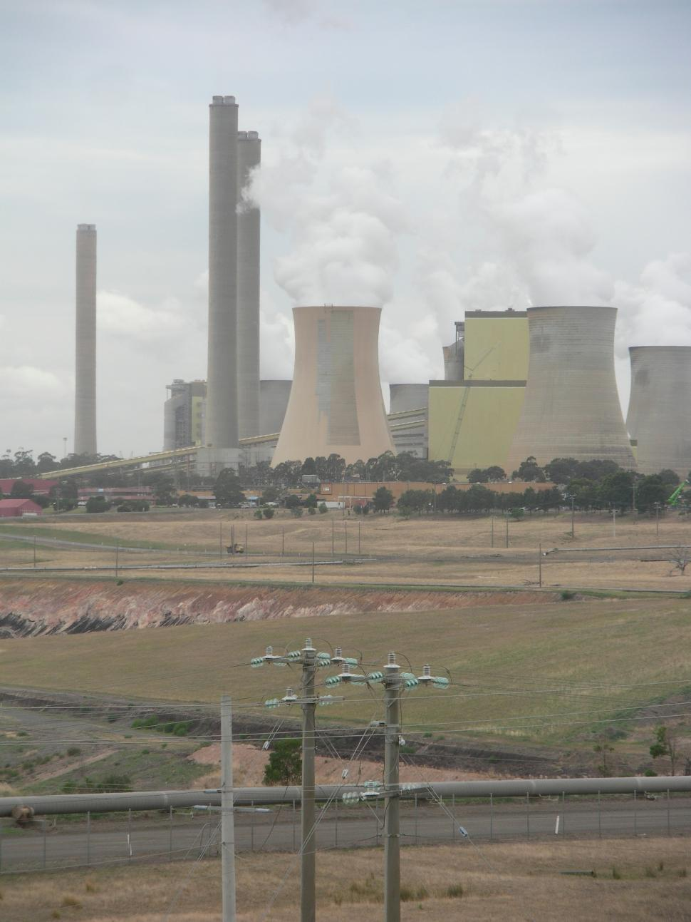 Download Free Stock HD Photo of Coal Power Station  Online