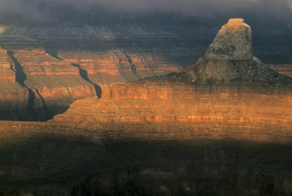 Download Free Stock Photo of grand canyon sunset
