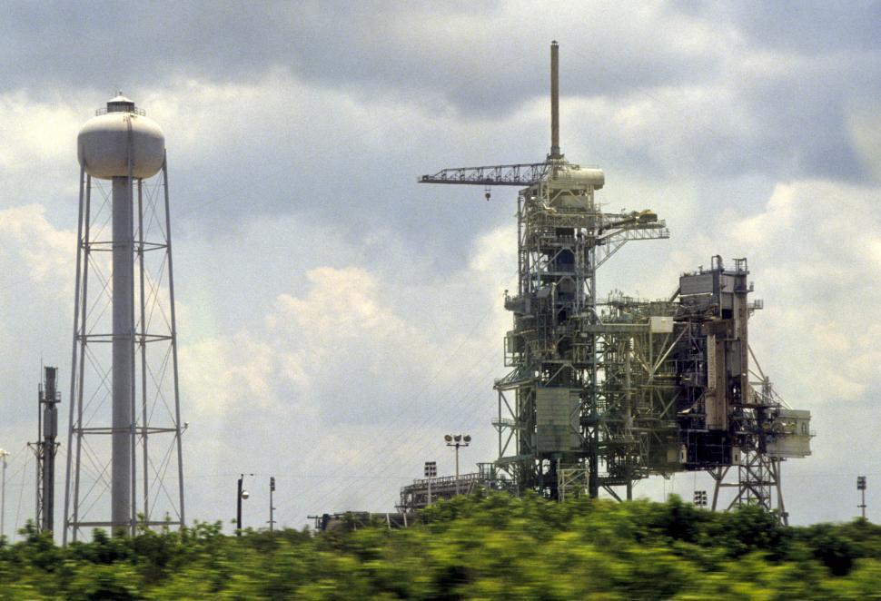 Download Free Stock HD Photo of launch pad empty Online