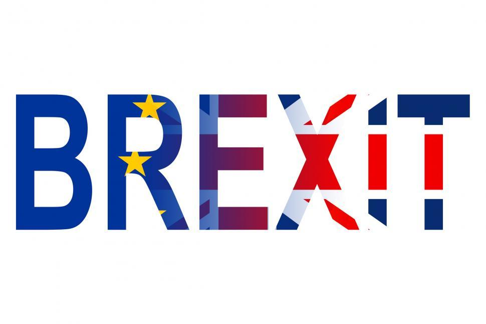 Download Free Stock HD Photo of Brexit Word Represents Britain Eu Union And Great Online