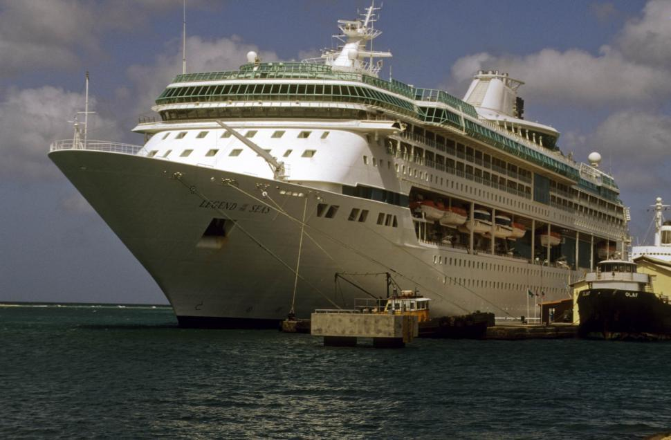 Download Free Stock Photo of Cruise ship