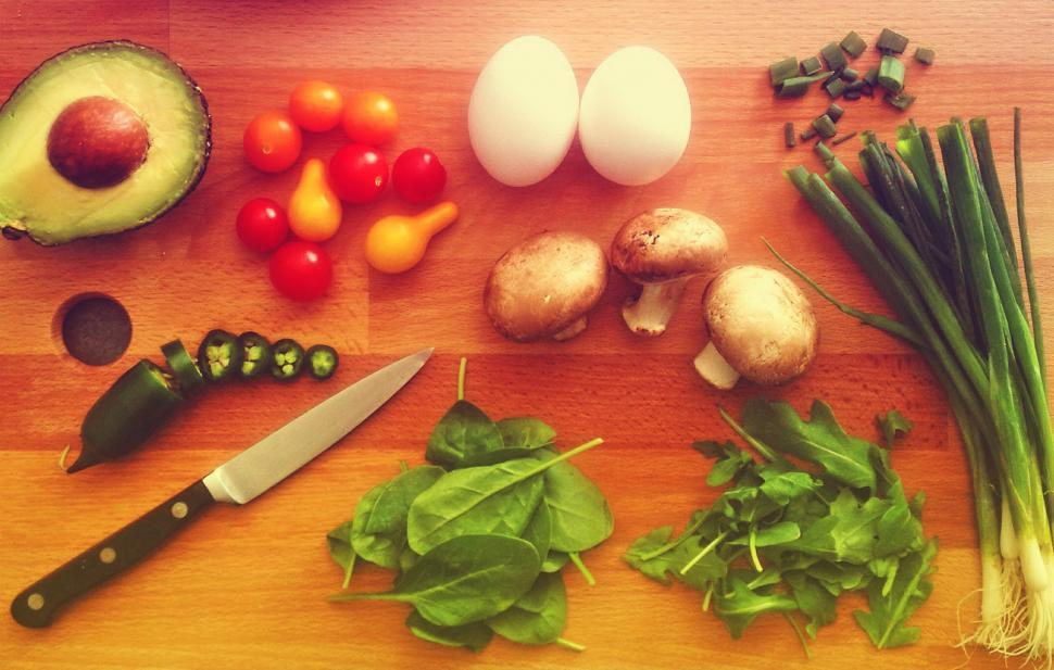 Download Free Stock Photo of Whole Healthy Foods