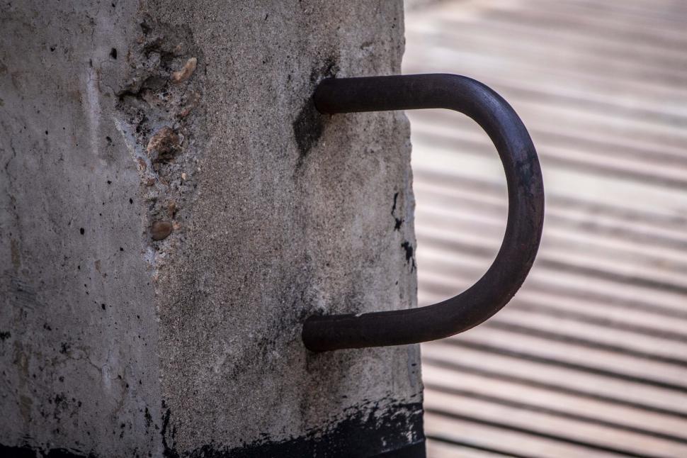 Download Free Stock Photo of Old metallic hook