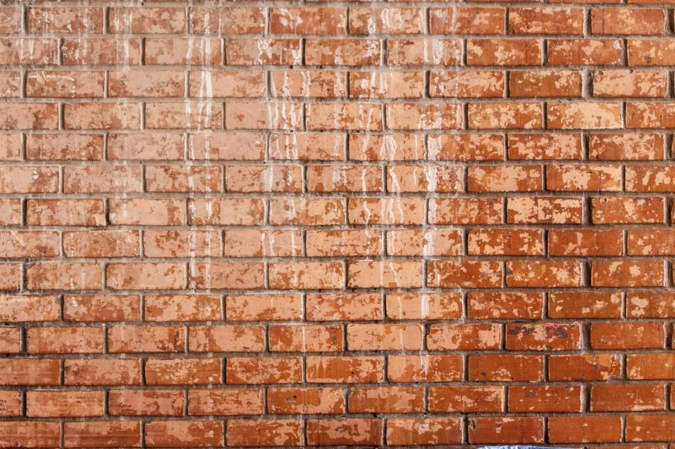 Download Free Stock HD Photo of Dirty brick wall Online