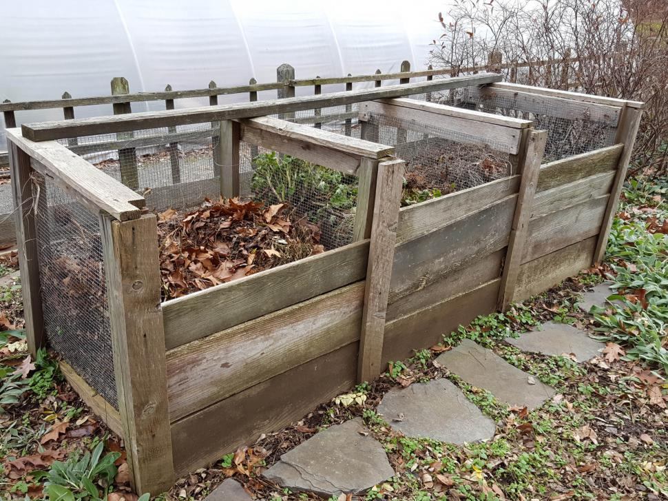 Download Free Stock HD Photo of Compost Bin Online