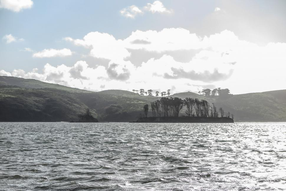 Download Free Stock HD Photo of Tomales Bay, California Online