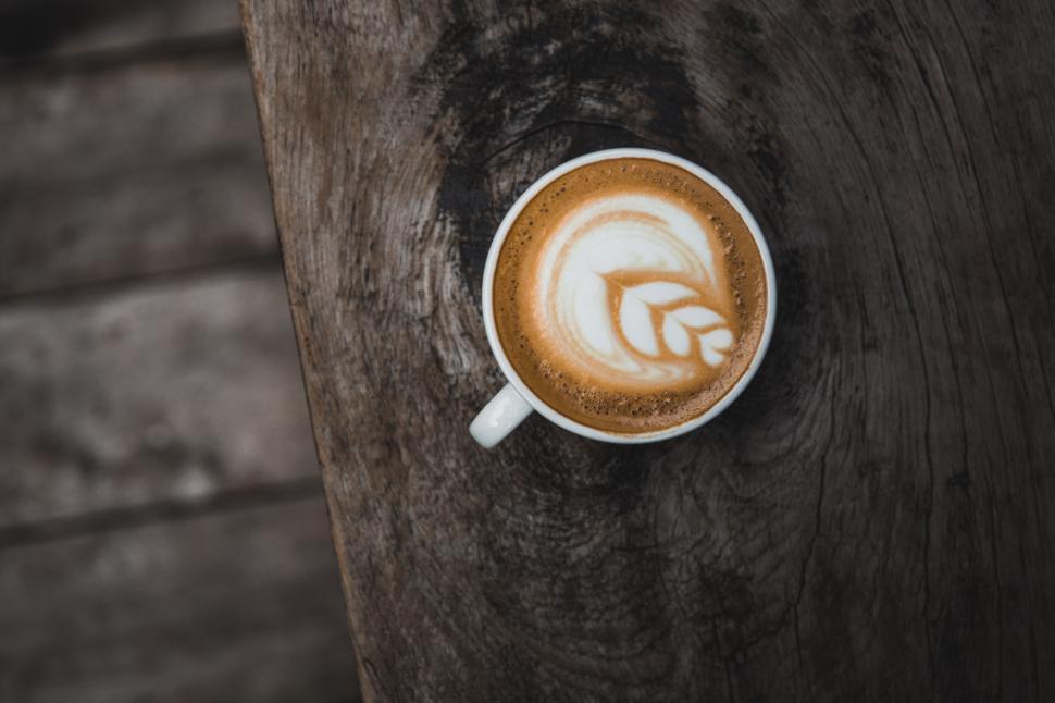Download Free Stock HD Photo of Latte Art Online