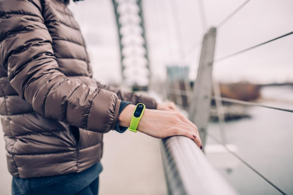Download Free Stock Photo of Fitness Tracker for Women