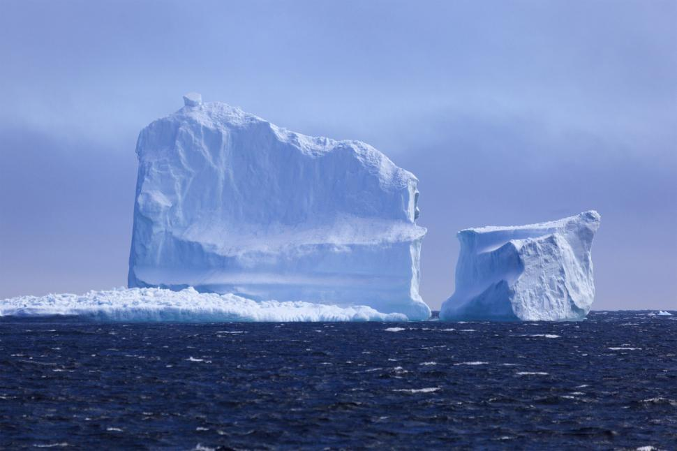 Download Free Stock Photo of Majestic iceberg