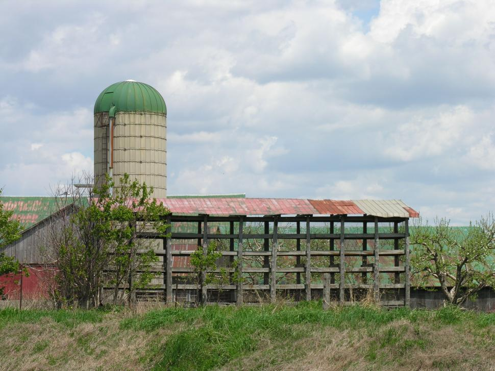 Download Free Stock HD Photo of Old Barns Online