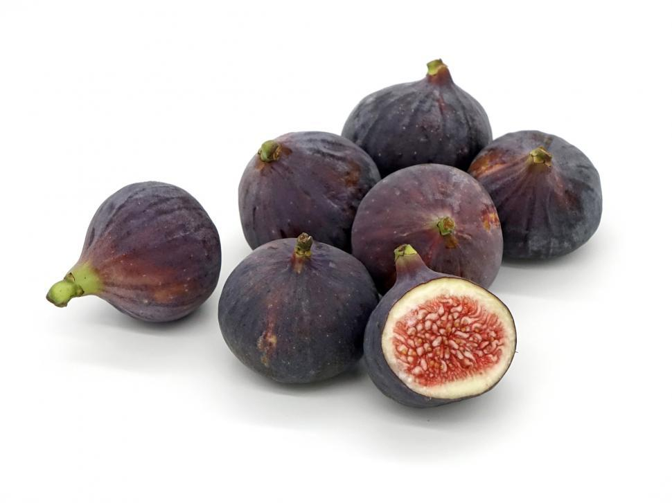 Download Free Stock HD Photo of Several Fresh Figs Online