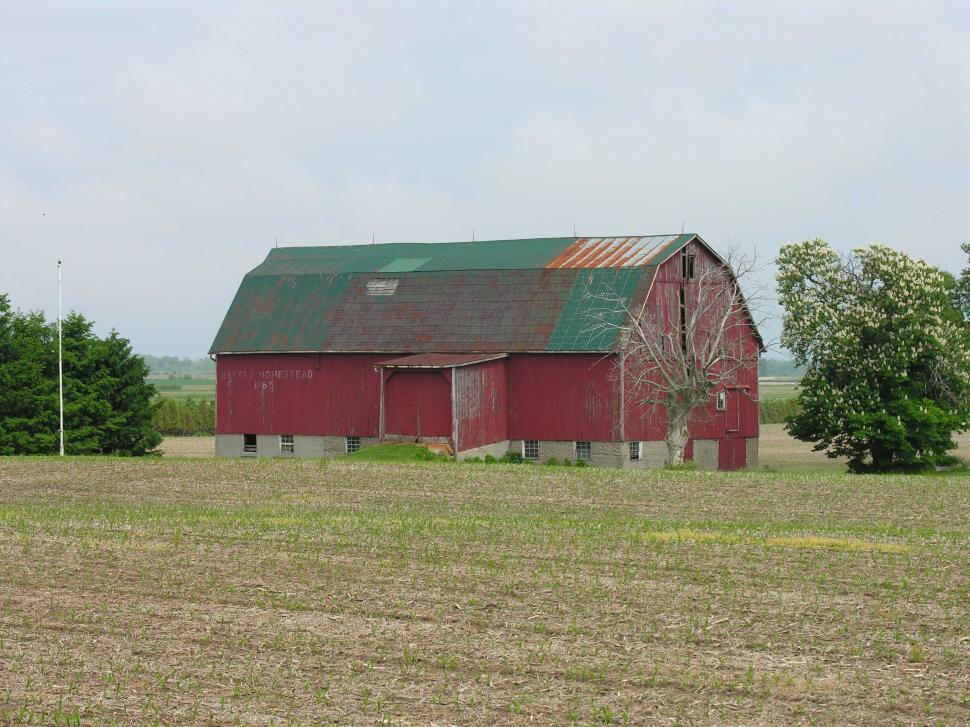 Download Free Stock HD Photo of Old Barnyard Online