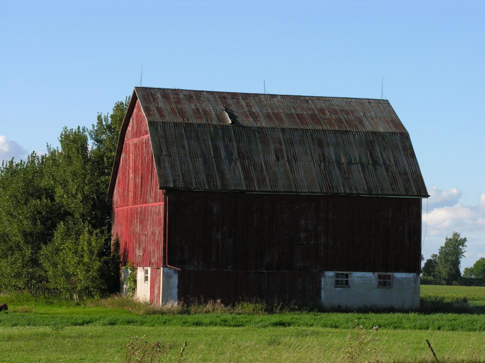Download Free Stock HD Photo of Old Farmyard Online