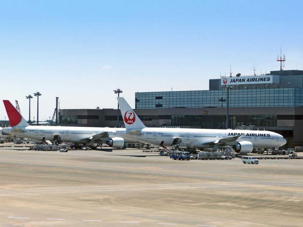 Download Free Stock HD Photo of Planes at the Airport Online