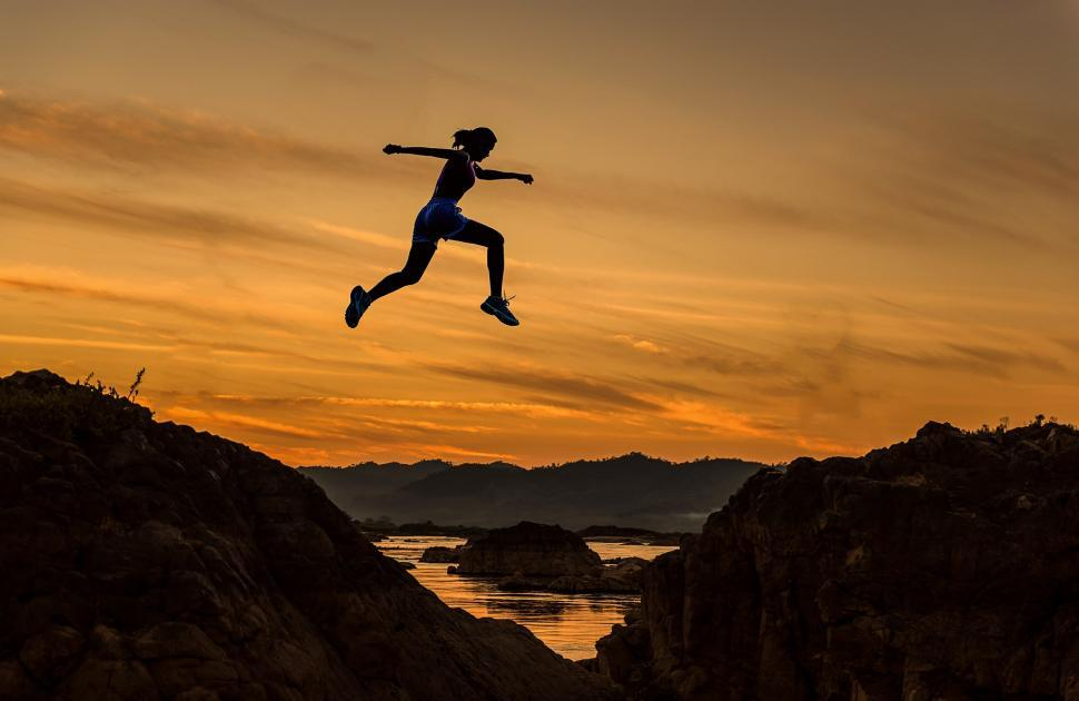 Download Free Stock Photo of Jump