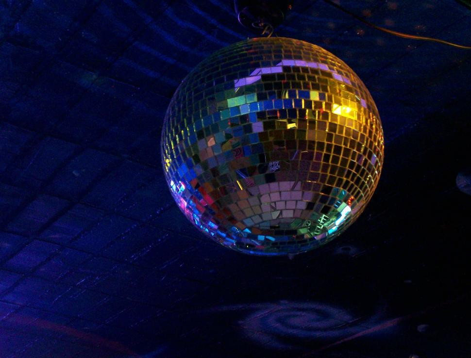 Download Free Stock Photo of Disco Ball
