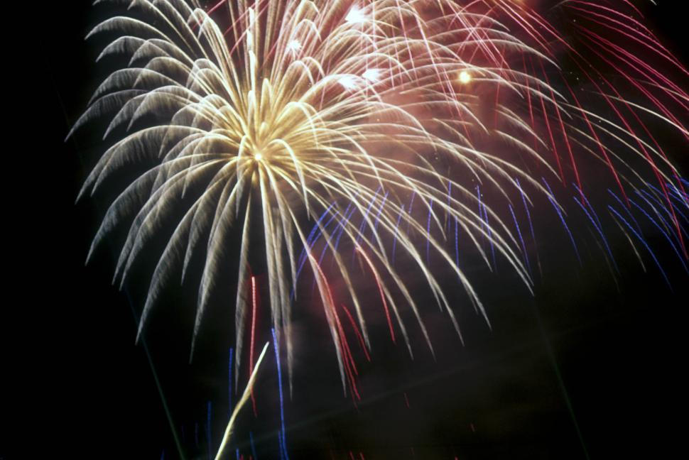 Download Free Stock HD Photo of fireworks celebration Online
