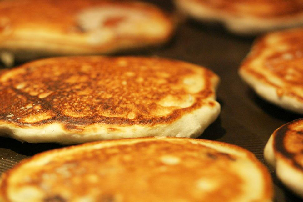 Download Free Stock HD Photo of Pancakes Online