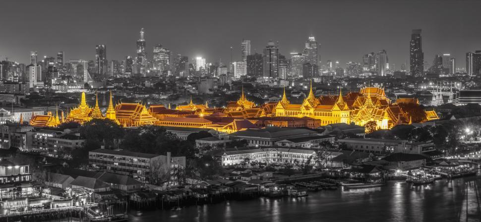 Download Free Stock HD Photo of Bangkok City Online