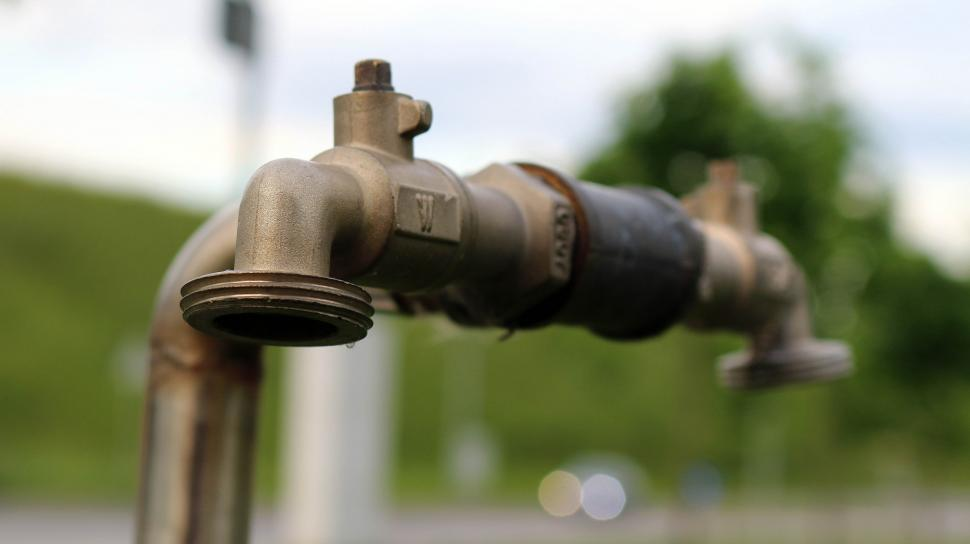 Download Free Stock HD Photo of Tap in the Garden Online