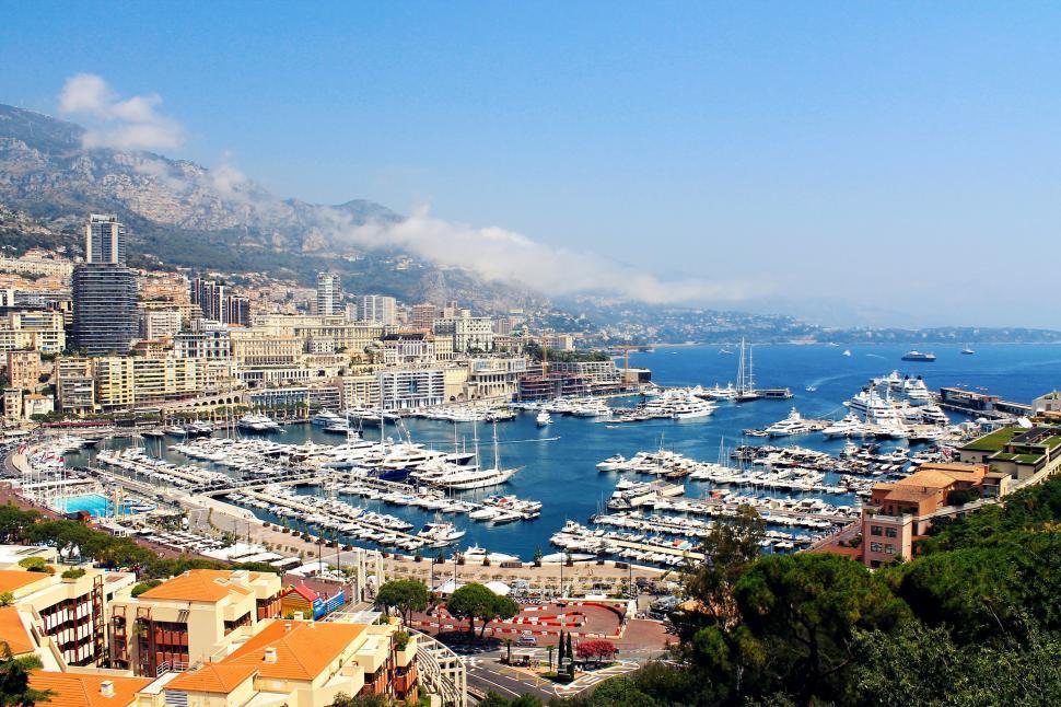 Download Free Stock Photo of Monaco
