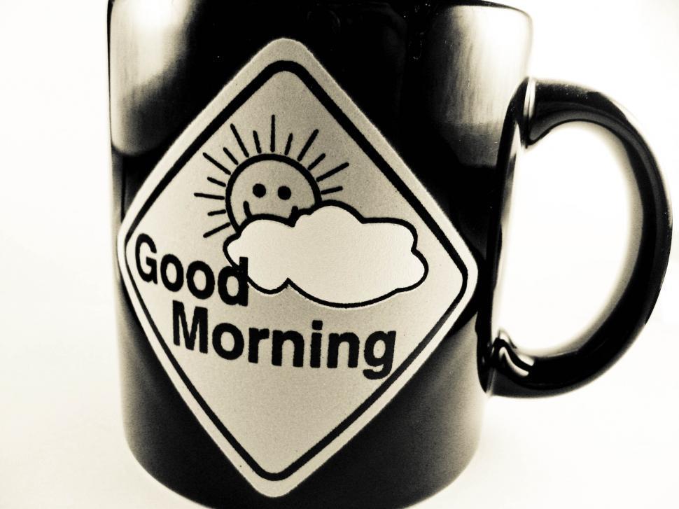 Download Free Stock Photo of Morning mug