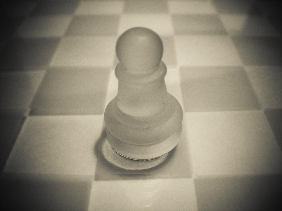 Download Free Stock Photo of chess pawn