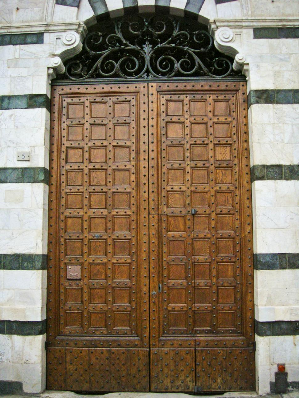 Download Free Stock Photo of old door