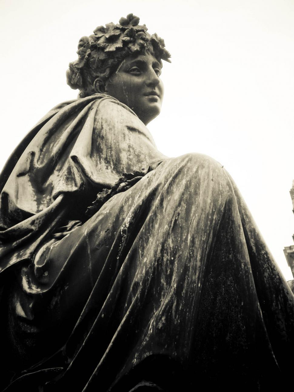 Download Free Stock Photo of statue